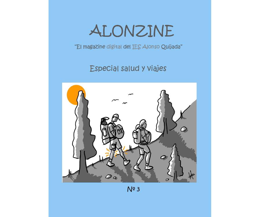 Revista Alonzine nº3